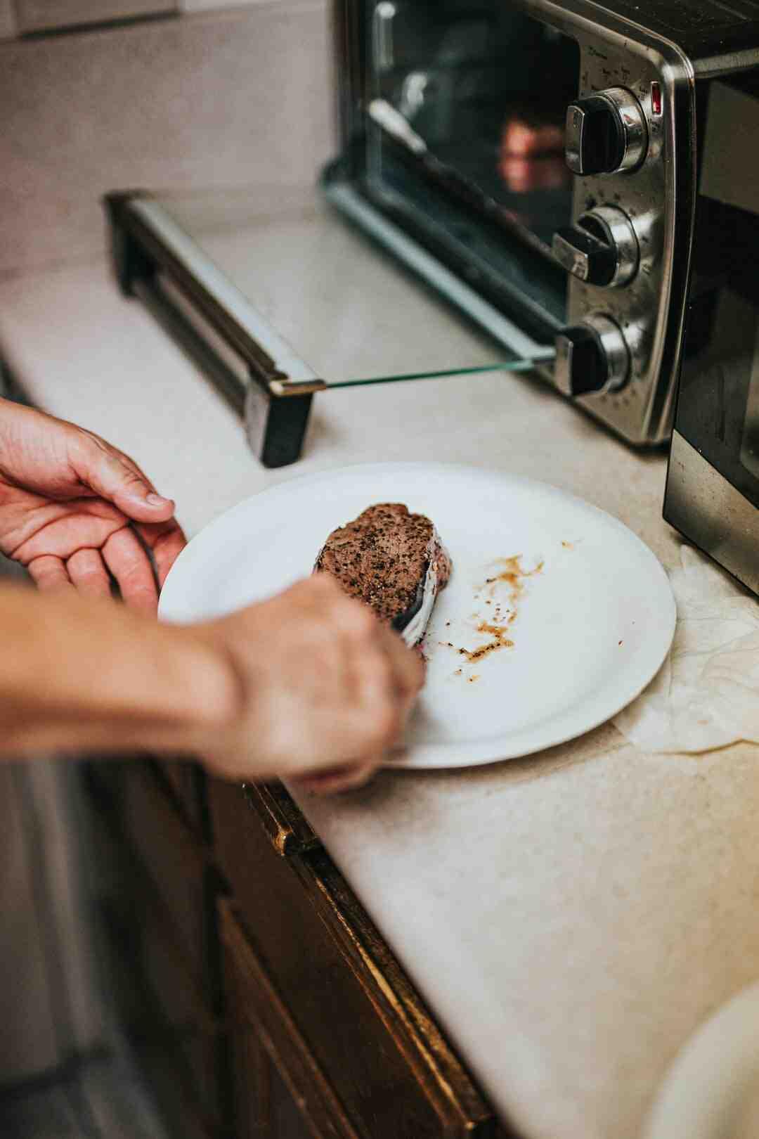 Comment Degeler un steak de thon ?