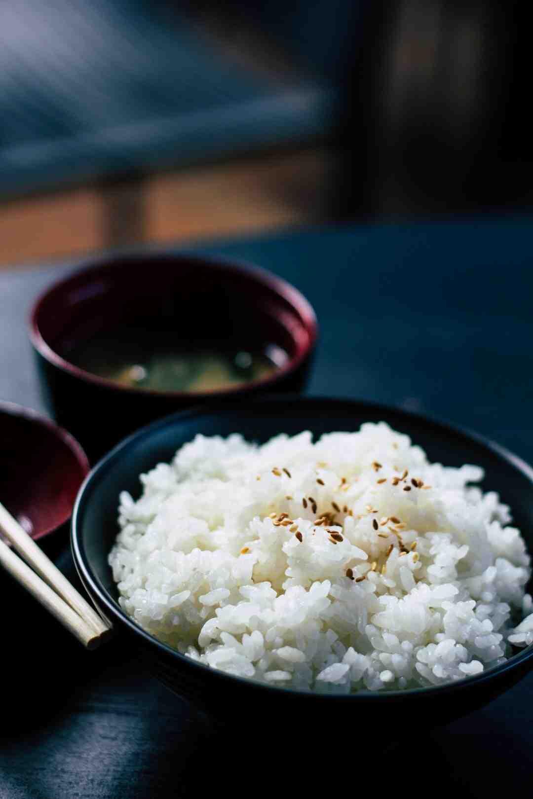 Comment cuire des pâtes de riz