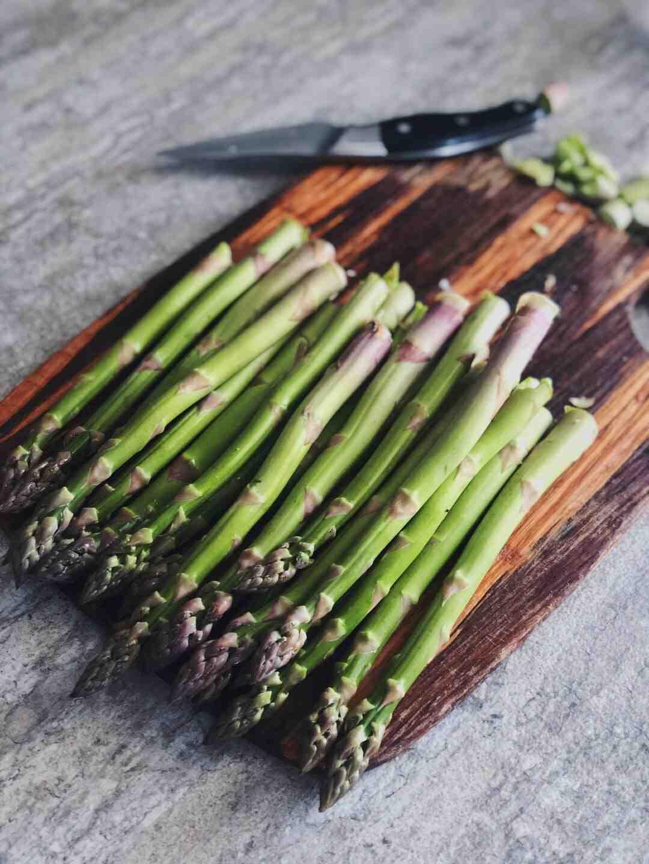 Comment cuisiner asperges blanches ?