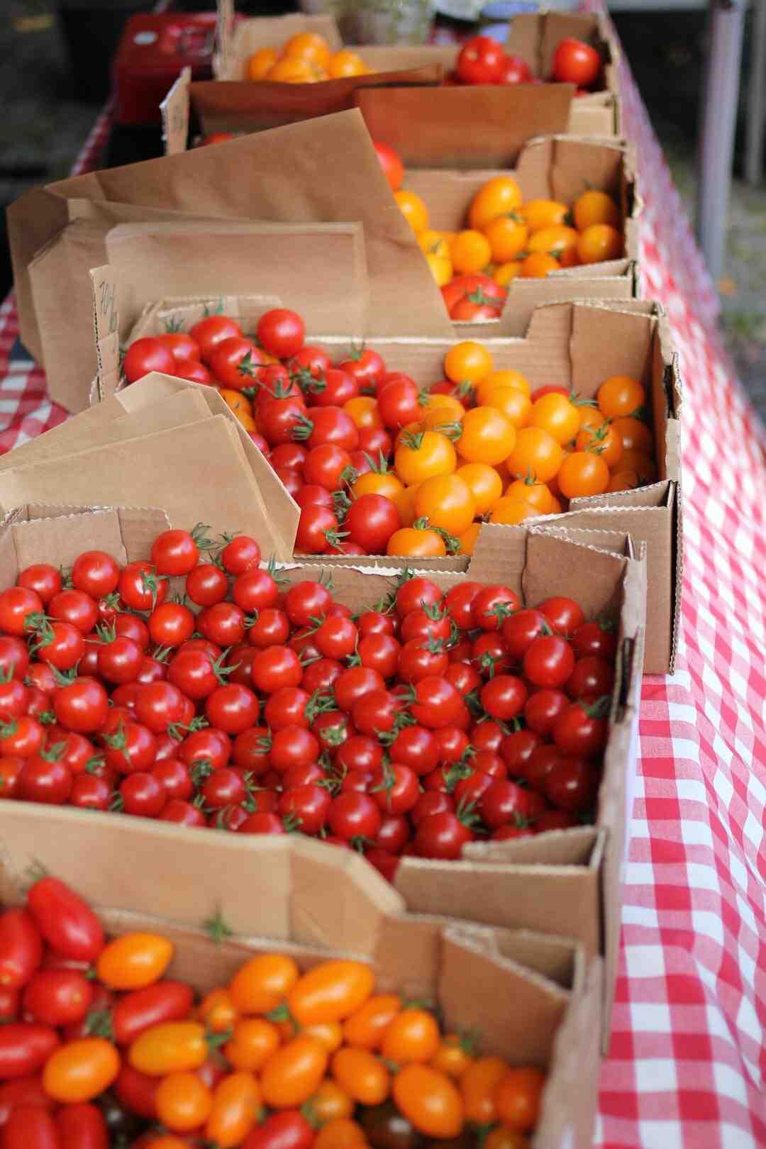 Comment faire des tomates séchées