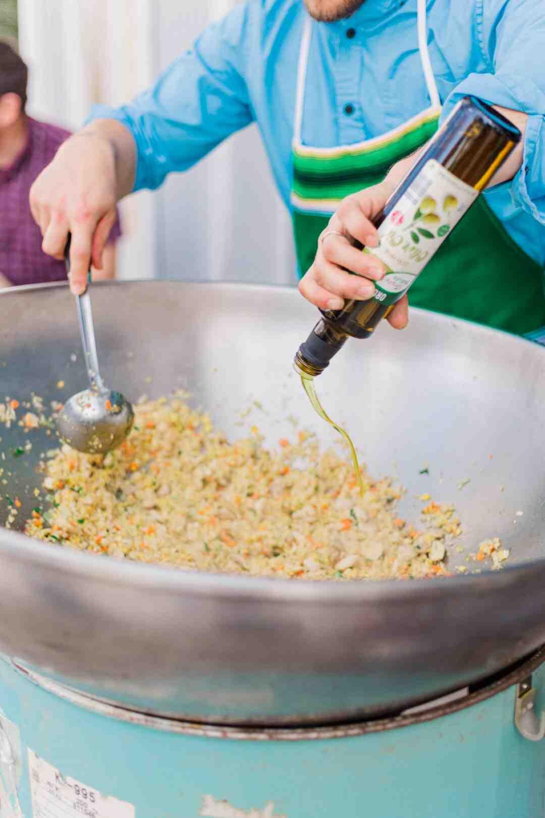 Comment réutiliser l'huile de cuisson