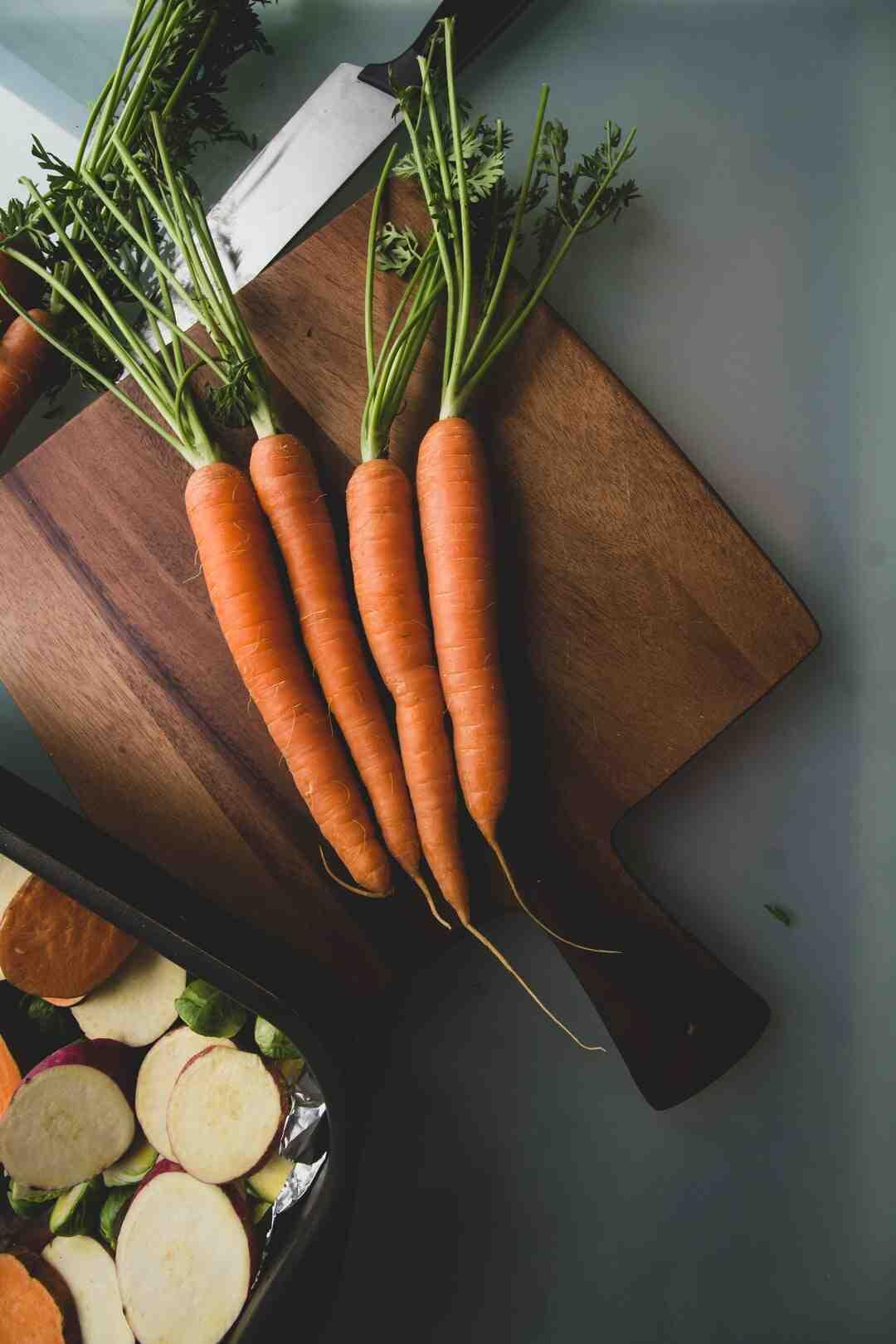 Quel ustensile pour râper les carottes ?