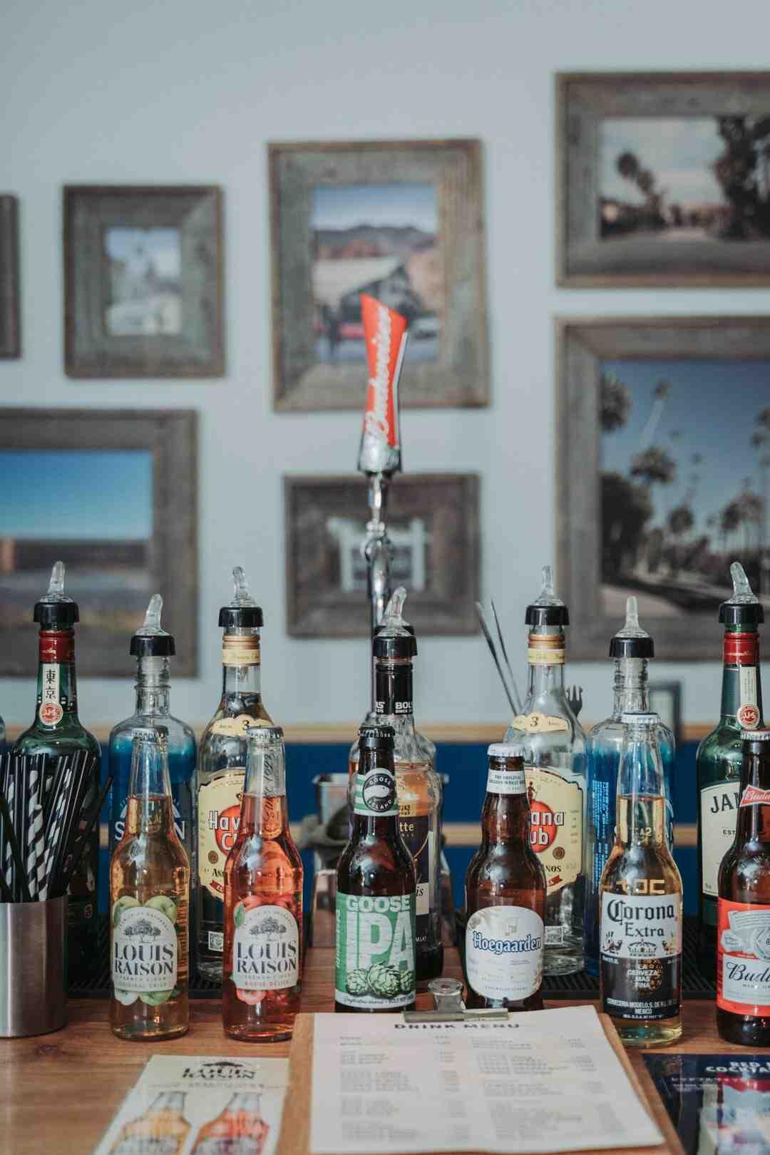Comment boire de l'alcool lors d'une soirée