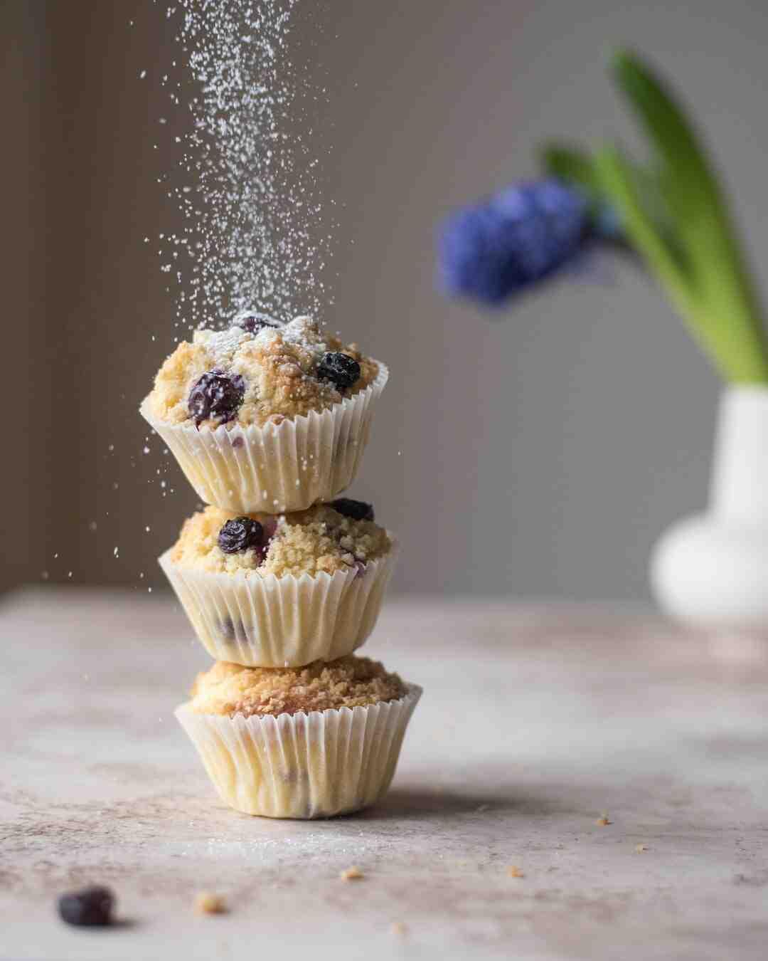 Comment faire pour que le Nutella ne tombe pas au fond des muffins ?
