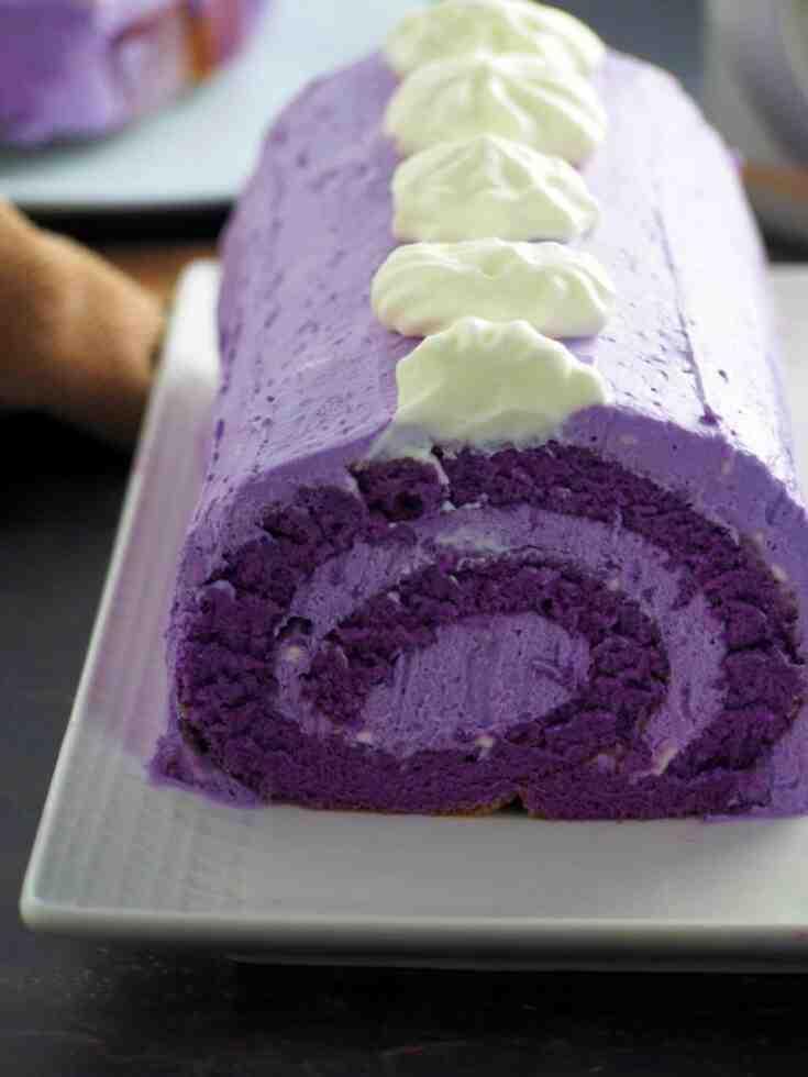 Comment faire un gâteau roulé