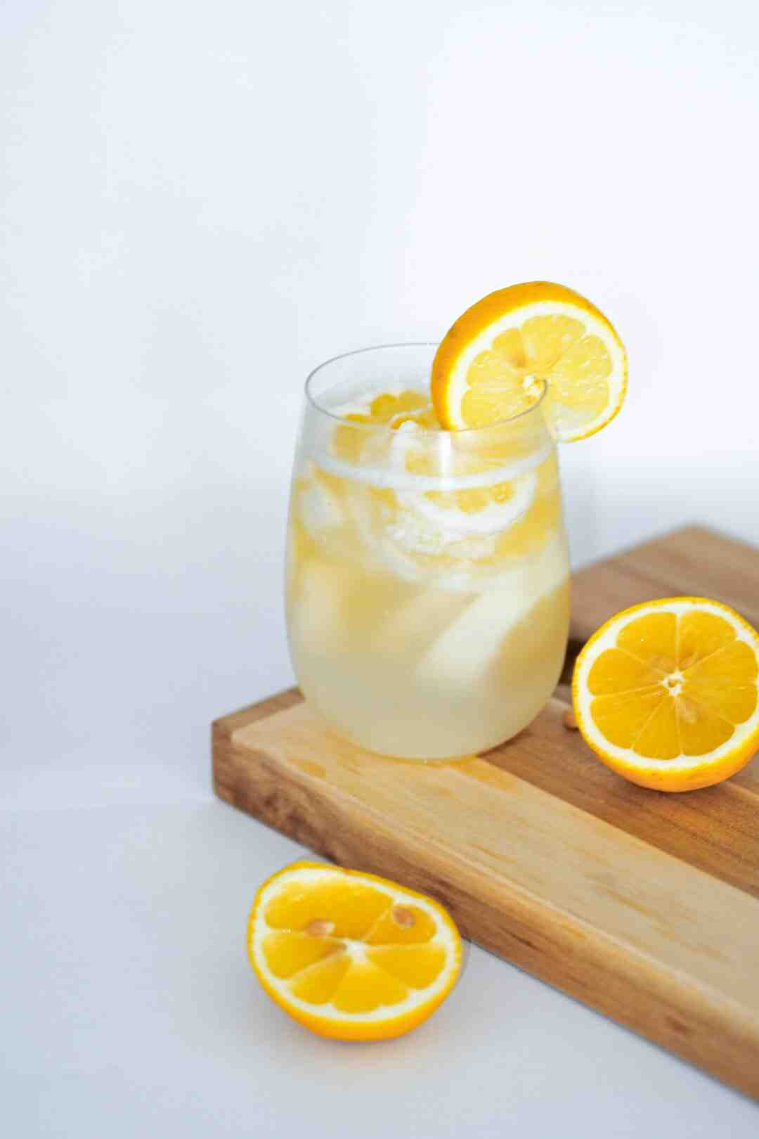 Comment préparer une citronnade