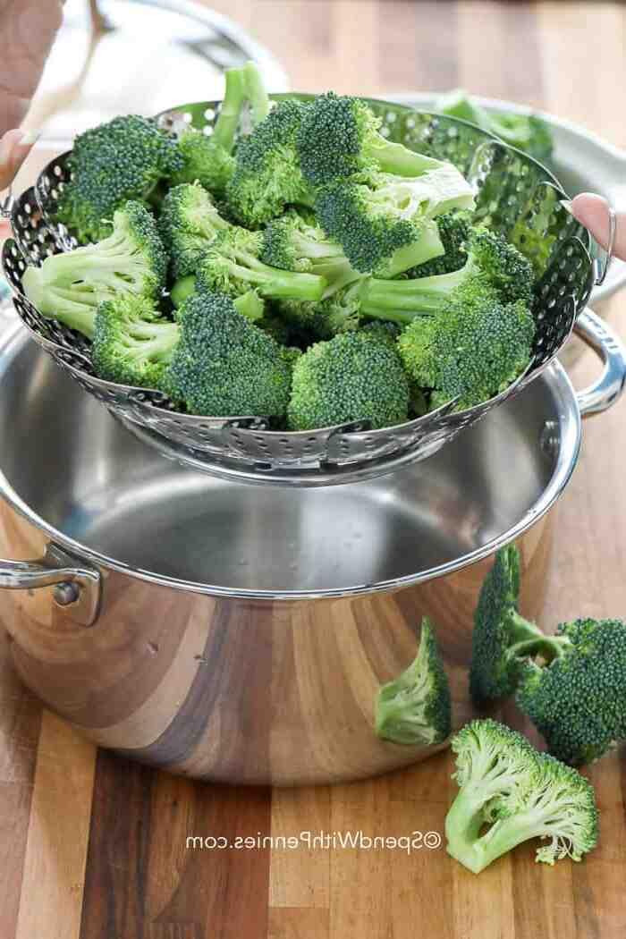 Comment faire cuire des légumes à la vapeur