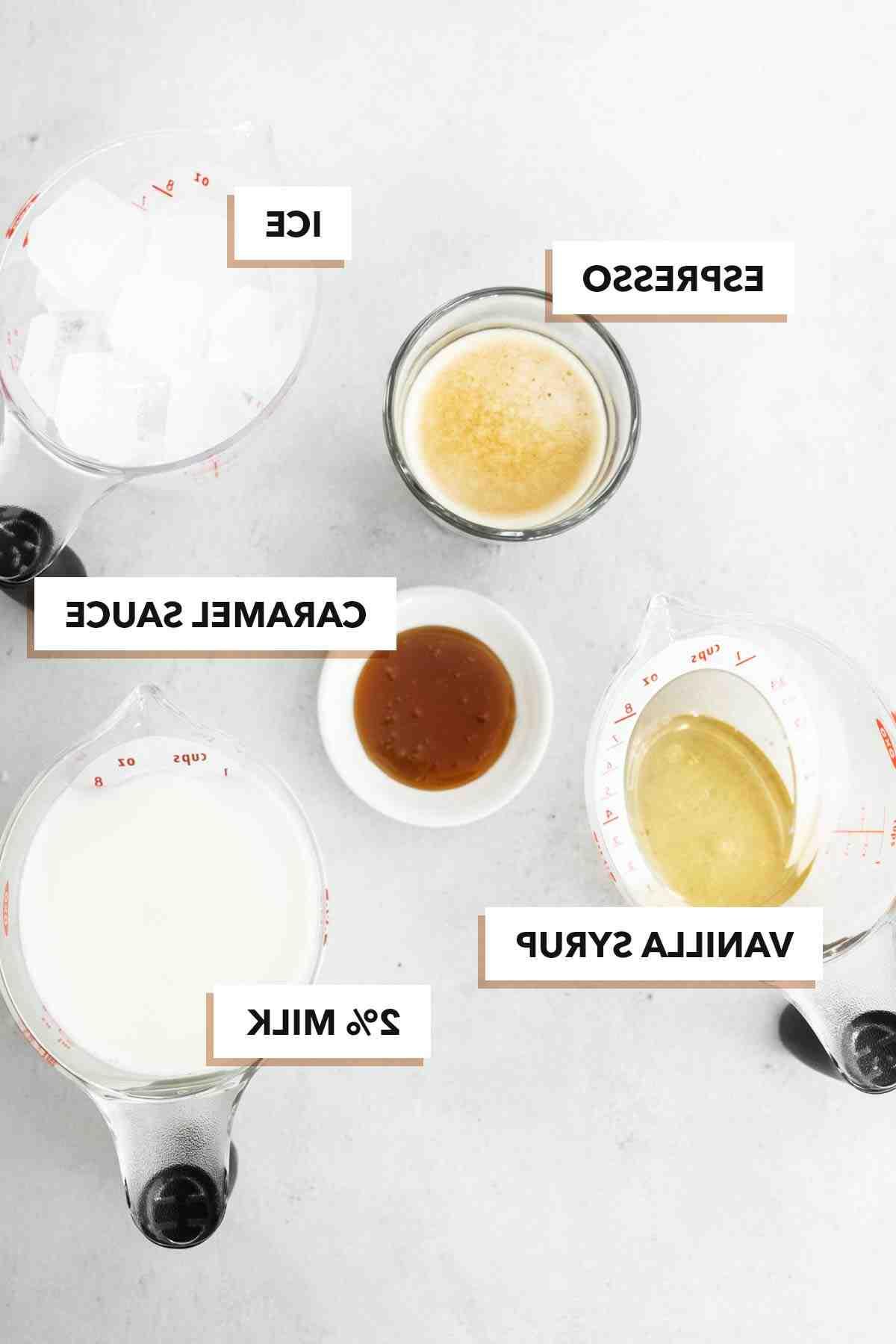 Comment faire un macchiato au caramel