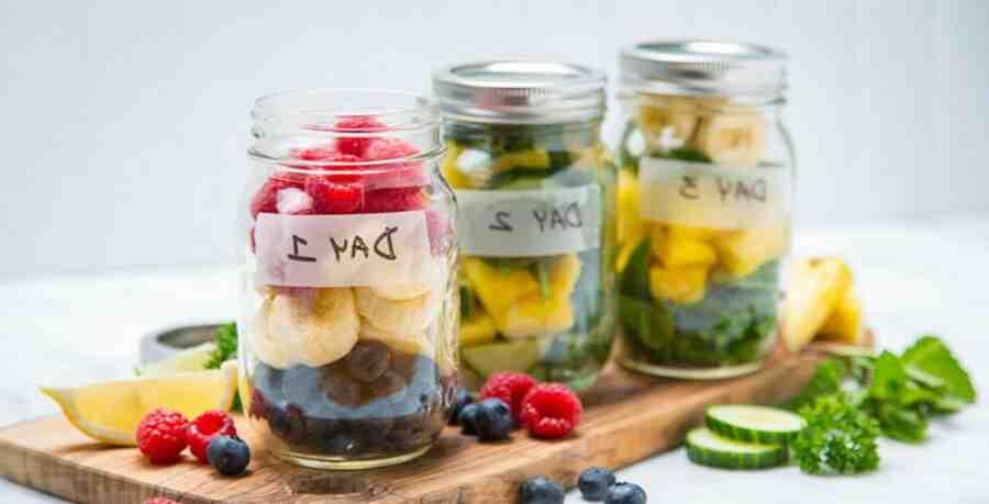 Comment préparer un smoothie avec des fruits surgelés
