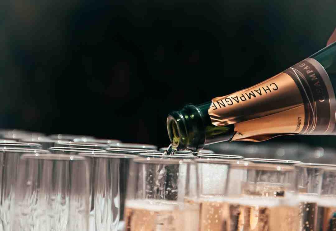 Quelle garde pour un champagne ?
